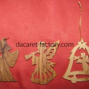 Angels Christmas Ornaments-0